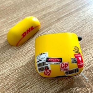 AirPods Case - DHL Package Design